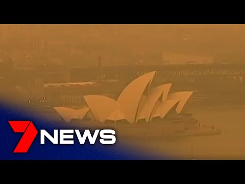 New health warning over smoke blanketing Sydney | 7NEWS thumbnail