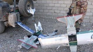 أخبار عربية - طائرات داعش المفخخة.. سلاح التنظيم الجديد في الموصل