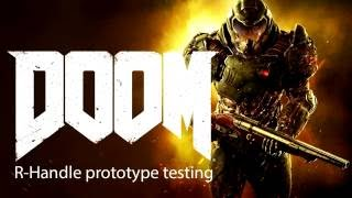 R-Handle gamepad. Test #6 Doom