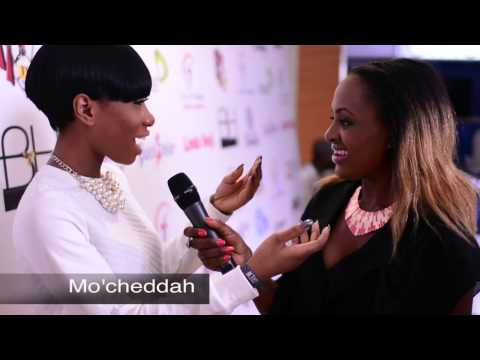 At The Red Carpet Bovi Man On Fire With Mo'cheddah - Pulse TV Exclusive