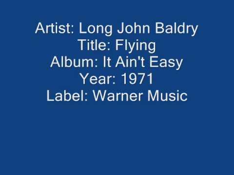 Long John Baldry - Baldry's Out!