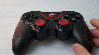 Intsun T3 Bluetooth Android Gaming Controller Unboxing & Review