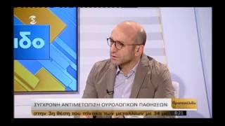 Συνέντευξη στο τηλεoπτικό κανάλι SIGMA
