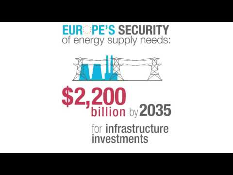 EEMO16: How Can Europe Ensure Security of Energy Supply?