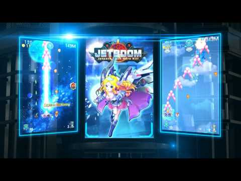 JETBOOM – amazing android bullet hell space shooter game (shoot em up / shmup) – HTMMG