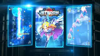 JETBOOM - amazing android bullet hell space shooter game (shoot em up / shmup) - HTMMG