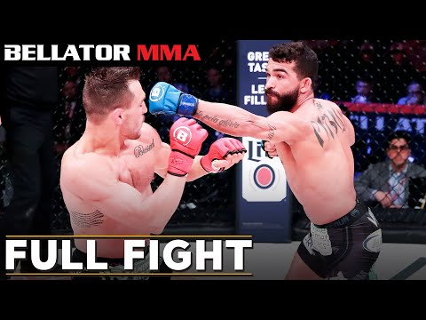 Full Fight | Patricio Pitbull vs Michael Chandler - Bellator 221