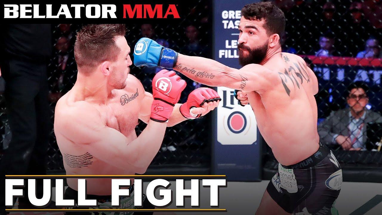Full Fight | Patricio Pitbull vs Michael Chandler - Bellator 221