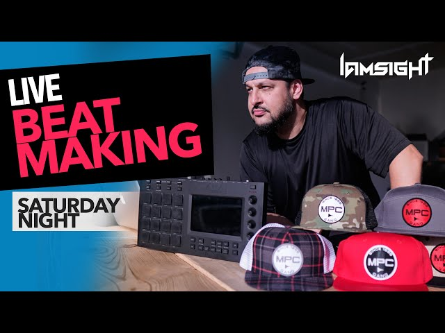 MPC Beatmaking (Meek Mill Type Beats) Pull Up! | MPC Live, MPC One, MPC Touch Beat Making