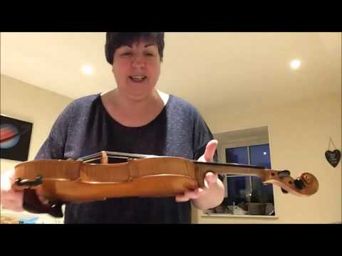 HOW TO CLEAN INSIDE YOUR VIOLIN WITH RICE