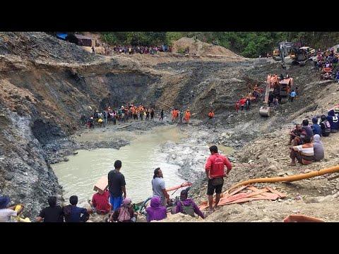 مقتل 6 أشخاص على الأقل في انهيار منجم للذهب في إندونيسيا…  - نشر قبل 7 ساعة
