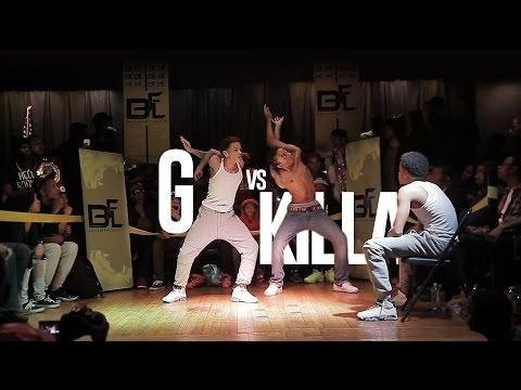 Killa vs G   BattleFest 30