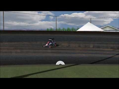 Midget Series RD3 Farmer City Raceway