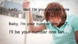 Dima Bilan-Number One Fan Lyrics