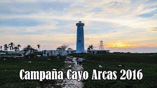 BDMY | Campaña Cayo Arcas | Golfo de México, Abril 2016