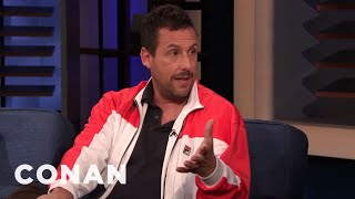 Adam Sandler On Bringing Back Opera Man - CONAN on TBS