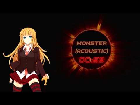 Nightcore Monster (Acoustic)