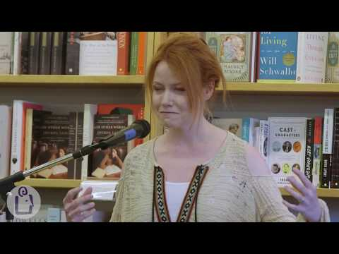 Richelle Mead duces Midnight Jewel at University Book Store