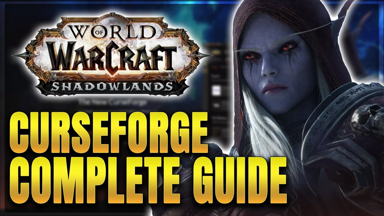 WoW How to Install & Use CurseForge   Addon Manager Guide
