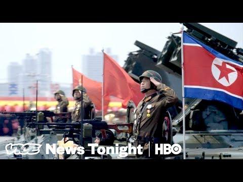 The Endless Korean War & Arizona Teachers Walk Out: VICE News Tonight Full Episode (HBO)
