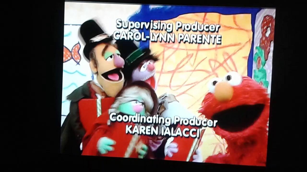 Elmo S World Happy Holidays Credits With I Love You