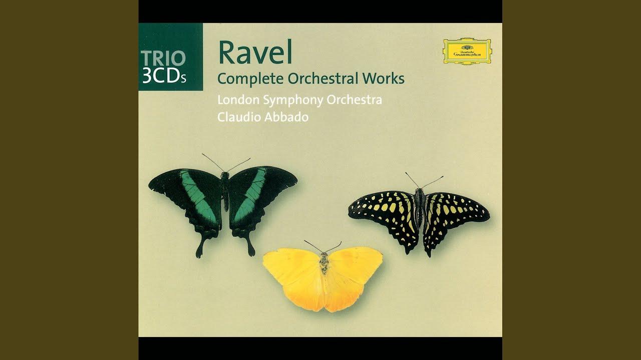 Ravel Ma Mère L Oye M 60 Apothéose Le Jardin Féerique Youtube