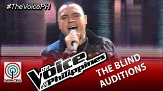 "The Voice of the Philippines Blind Audition ""Superstition"" by Mark Douglas (Season 2)"
