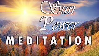 Sun Power Meditation for Astral Projection // Lucid Dream // OBE w Binaural Beats