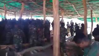 Zambia Army Latest 2020 - Iyee Iyelele Mama (Video Covid19) Praising God Even in Corona AMALUMBO,