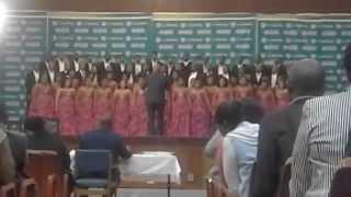 UWC Creative Arts Choir - Mfazi nank