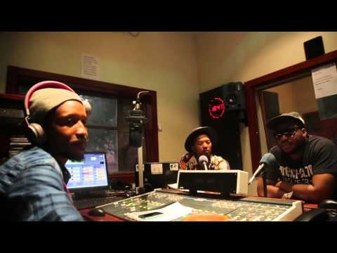 Jahzo Interview at Tshwane FM 93.6 (Capital Reggae and Dancehall Show)