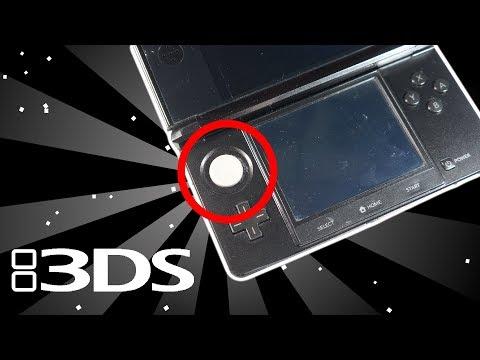 Como Trocar o Analógico e Tumb Stick / Circle Pad do Nintendo 3DS Clássico