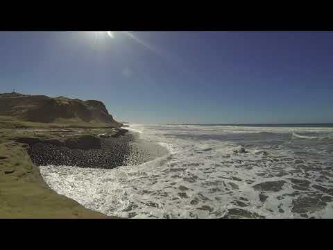Phonography : Pebble Beach, Pacific Ocean, Baja California (30.197652, -115.794274)