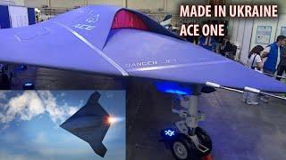 В Украине разработали дрон невидимку ACE ONE не имеющий аналогов в мире