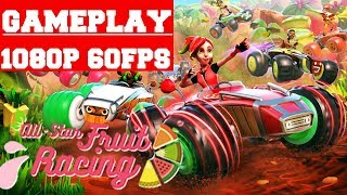 All-Star Fruit Racing Gameplay (PC)