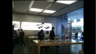 The New iPad - Product Launch Day - Perth, Western Australia (HD)
