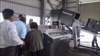 Bangladesh plastic recycling machine
