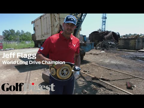 Long Drive Tips with Jeff Flagg | Superhuman | Golf Digest