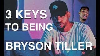 3 Keys To Bryson Tiller's Brand w/ BrandMan Sean