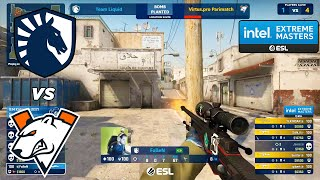 SEMI FINAL! Liquid vs Virtus Pro - IEM Katowice - HIGHLIGHTS l CSGO