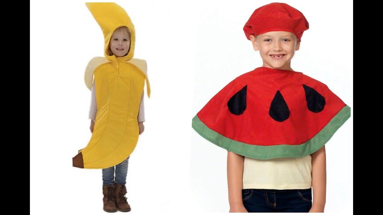 Ideas De Disfraces De Frutas Para Niños