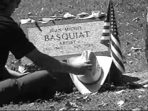 The Ghost of Brooklyn HAUNTS Green-Wood Cemetery w/ Jean-Michel Basquiat - ONE LOVE