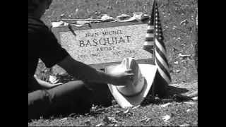 Real Ghost (of Brooklyn) caught on tape, Green-Wood Cemetery w/ Jean-Michel Basquiat