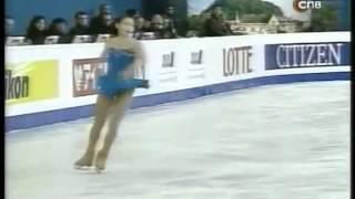 Kim Yu-Na - 2006 Junior World Championships - FS
