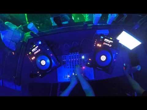 Tom Upton at MooMoo Nightclub in Fleet, Hampshire