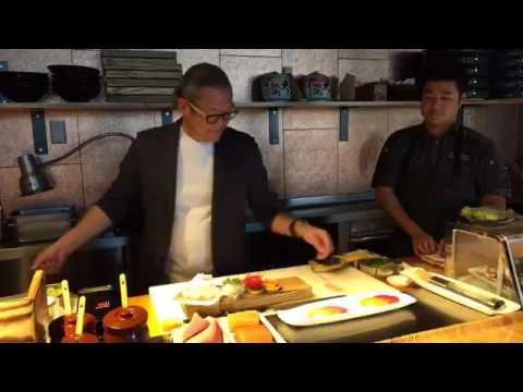 LIVE: With Iron Chef Morimoto at Morimoto Asia at Disney Springs