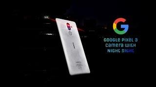 إختبار كاميرا Google Pixel 3 علي هاتف نوكيا 7 بلس + لينك التحميل