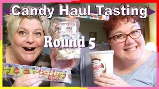 Haul Tasting ~ Round 5: Chewy Nostalgic Candy