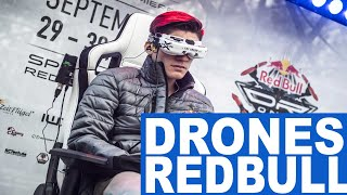 Dropping Redbull from a Drone?
