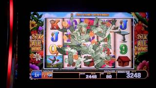 Hummingbird Honey Slot Machine Bonus